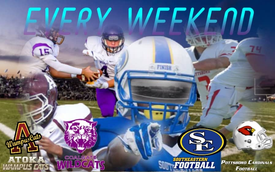 Live Football 4 games Every Weekend, click to see schedule