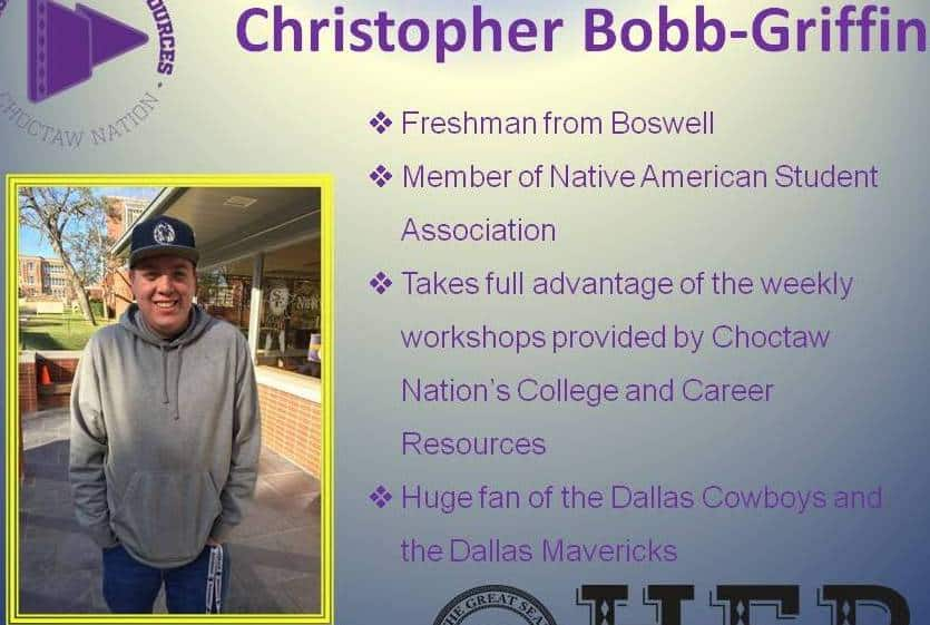 Choctaw Student of the Week